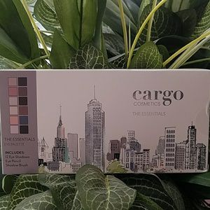 Cargo The Essentials Eye Palette